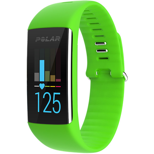 Polar A360 neongreen