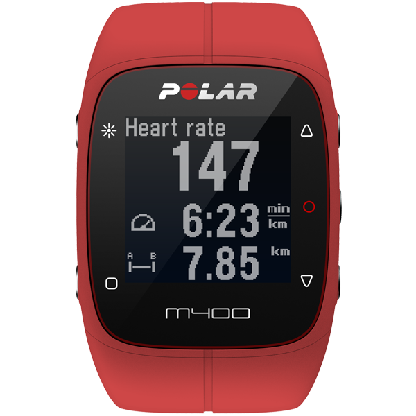 M400 red