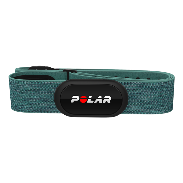 H10 heart rate sensor turquoise