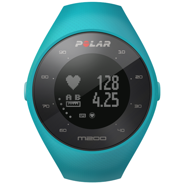 Polar M200 Gps Watch With Heart Rate Monitor Polar Uk