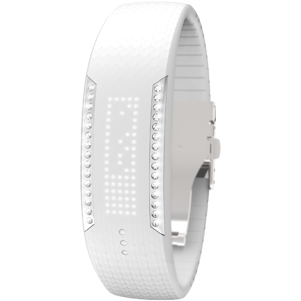 Polar Loop Crystal white