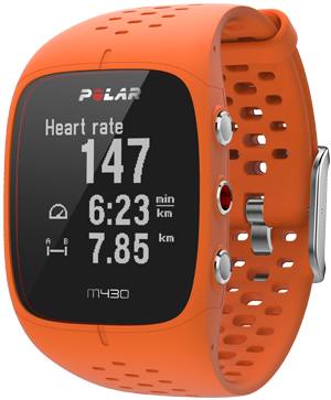 Polar M430 GPS running watch with wrist-based heart rate  31f420bf72