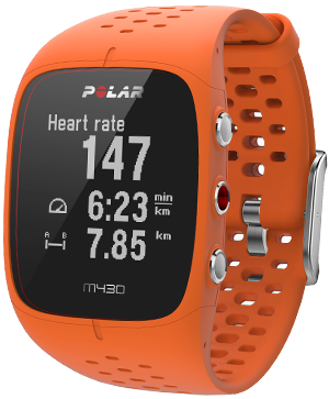 Polar M430 Advanced Running Watch with Wrist-based Heart Rate and GPS