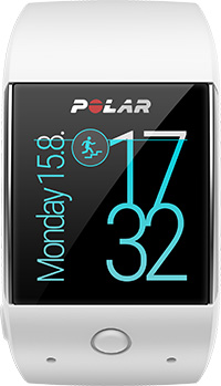 The waterproof smartwatch to track every move Polar M600 | Android Wear Sport Smartwatch USA