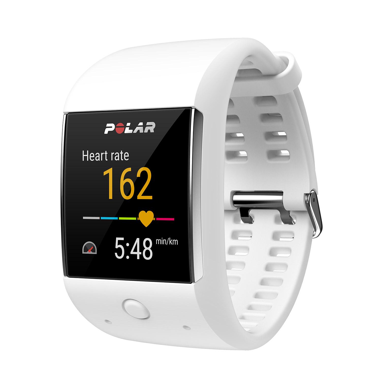 e58525a97178 Reloj inteligente Polar M600 con GPS equipado con la tecnología Wear OS by  Google™