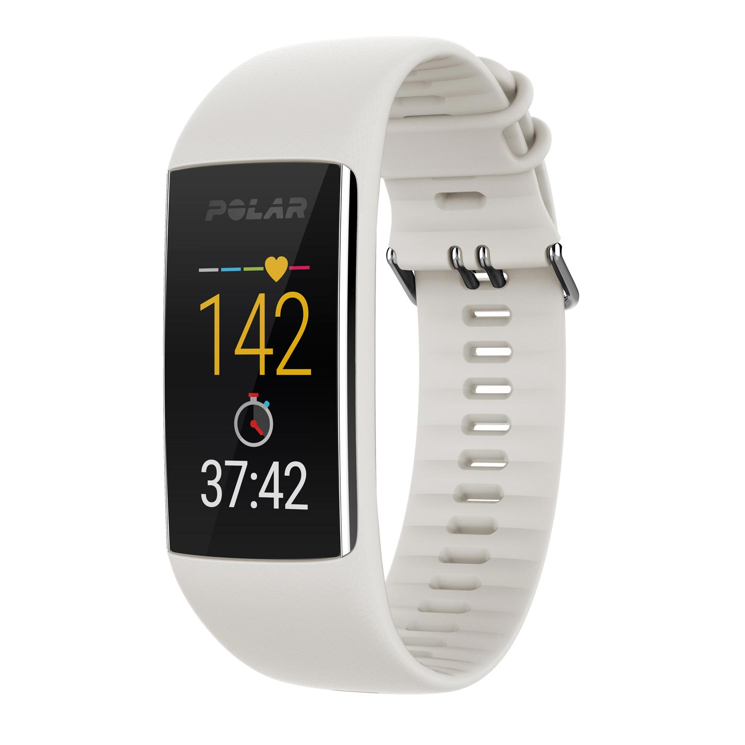 d2bcee72bf4 This sleek and sporty waterproof fitness tracker helps you stay on the  pulse 24/7 with continuous heart rate monitoring, advanced sleep tracking  and Polar's ...