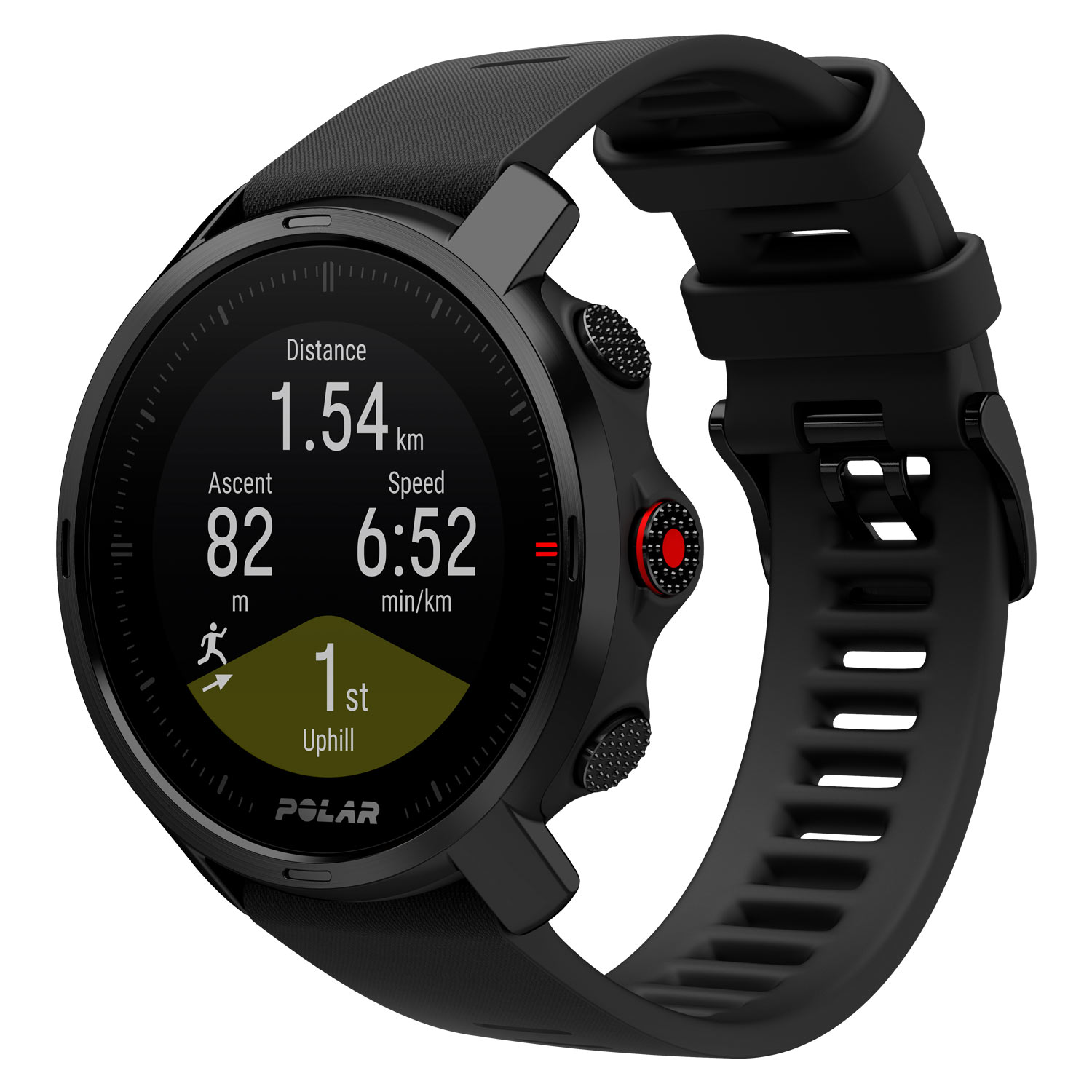 Polar Grit X | Outdoor watch with GPS, compass and altimeter | Polar USA