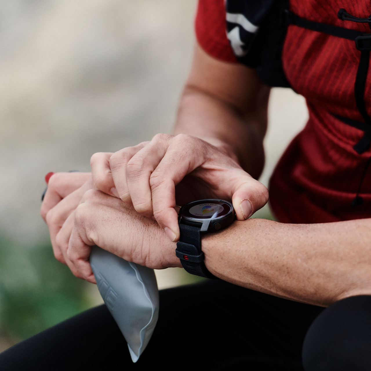 Polar Grit X | Outdoor watch with GPS, compass and altimeter ...