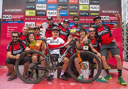 BMC Mountainbike Racing Team
