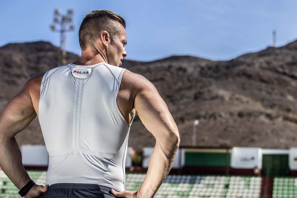 Polar Team Pro | Wearable GPS athlete tracking and